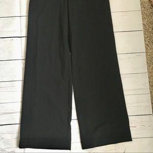 bbc0329ad61 VENUS Pants - Venus black lace top wide leg jumpsuit